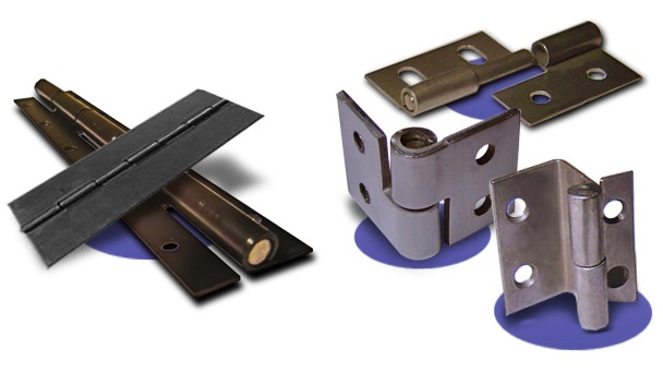 Continuous and Slip Hinge Design
