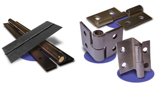 Continuous and Slip Hinge Design