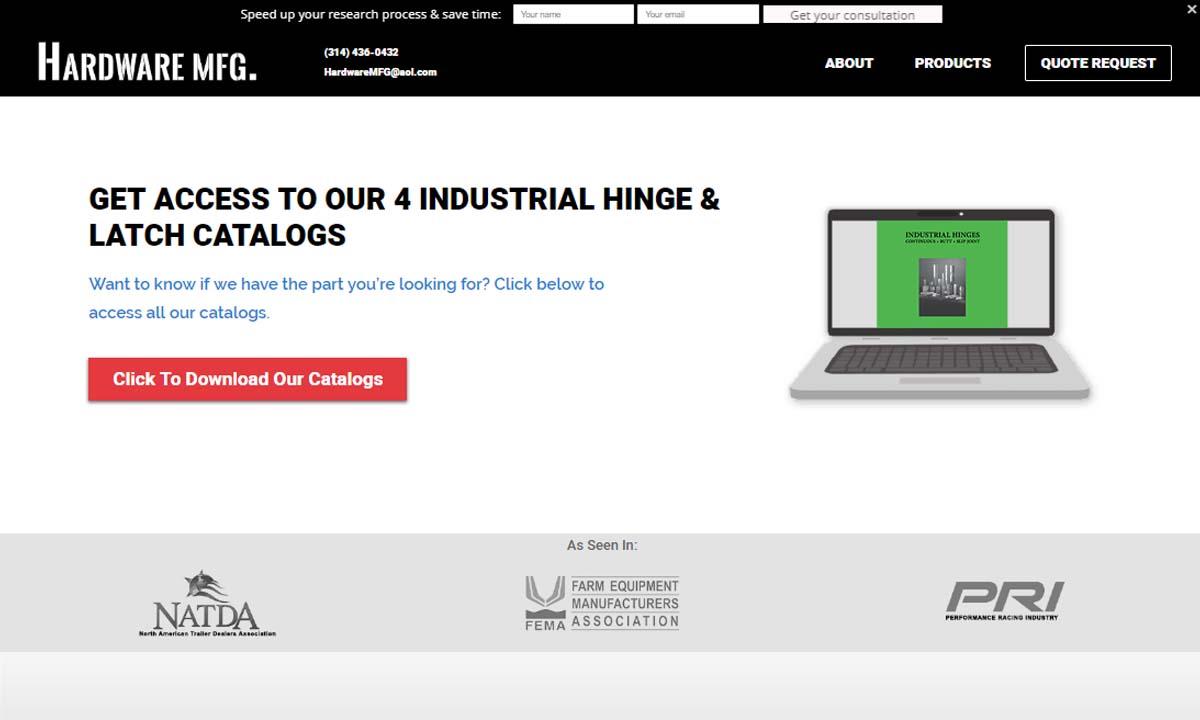 Hinge Manufacturers | Hinge Suppliers