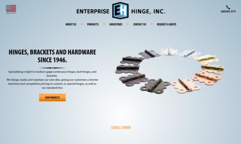 Enterprise Hinge, Inc.