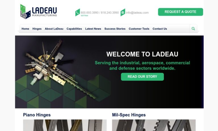 LaDeau Manufacturing Corporation