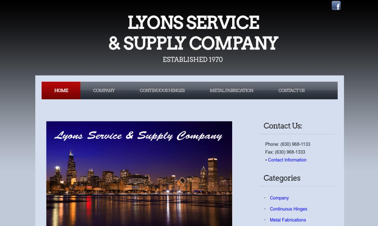 Lyons Service & Supply Co.