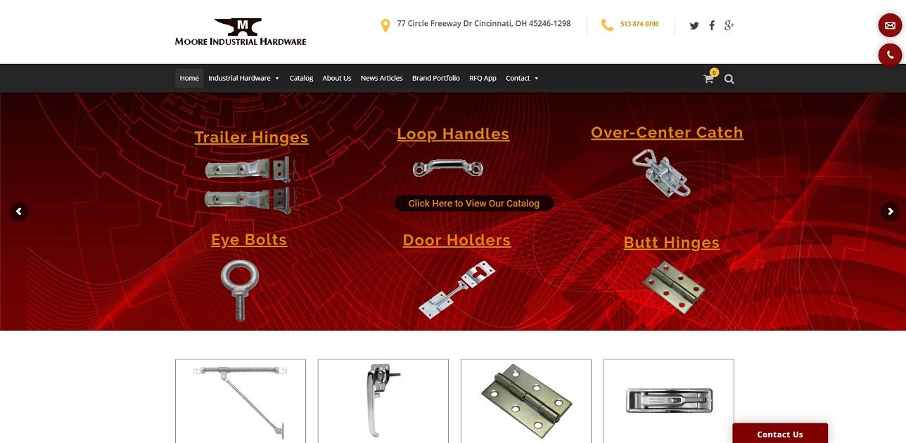 Moore Industrial Hardware